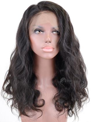 130% Density Pre-Plucked 360 Lace Frontal Wig Body Wave Brazilian Virgin hair[LFW47]