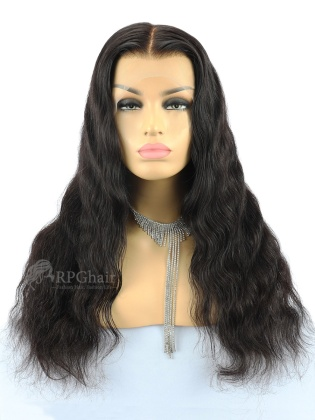 130% Density Silk Top 360 Lace Wig Body Wave Indian Remy Hair[LFW31C]