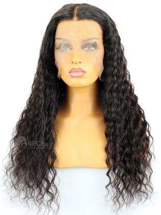 Big Density Milan Curl Brazilian Virgin Hair 360 Lace Wigs [LFW53]
