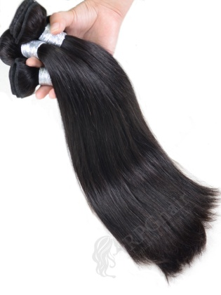 Silky Straight Indian Virgin Hair Bundles