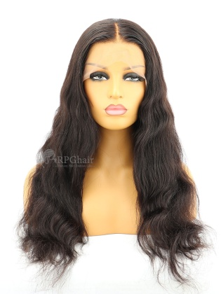 20-22'' 130% Density 360 Lace Wig Loose Wave Indian Remy Hair[LFW35C]