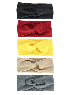 HEADBAND SET 2-Solid Color [AC17]